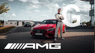 INSIDE AMG – Green Hell | Proving Ground of Driving Performance!