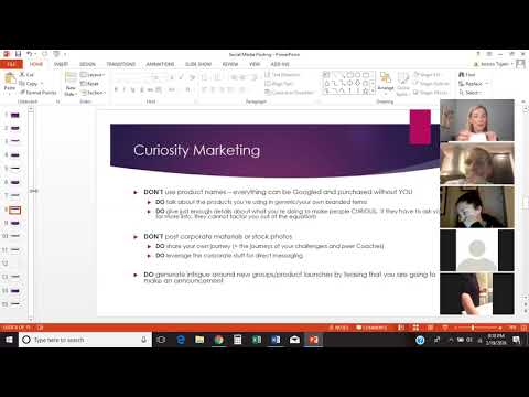 Social Media Posting - Team Believe & Achieve Call - 2/19/2018
