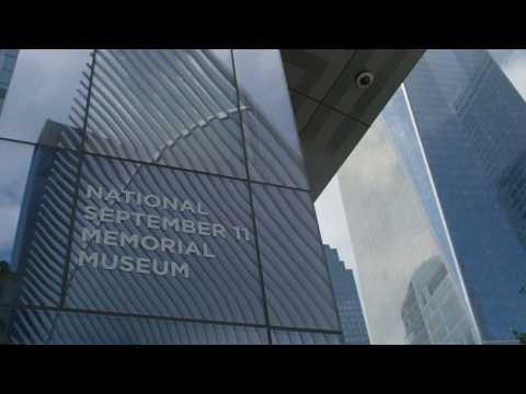 A Walk Through The 9/11 Memorial  & Museum