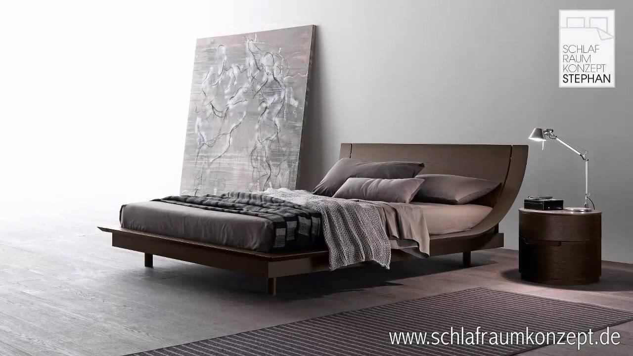 design betten m nchen stephan designer bett designerbetten youtube. Black Bedroom Furniture Sets. Home Design Ideas