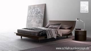 Designer bett  Paolo Collaner Designer Bett Polsterbett Lederbett Doppelbett Sch ...