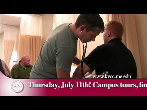 Kennebec Valley Community College: OPEN HOUSE 2013