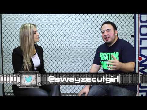 The Fight Life: Episode 1 w/ Swayze Valentine, Boston Salmon & Chidi Njokuani