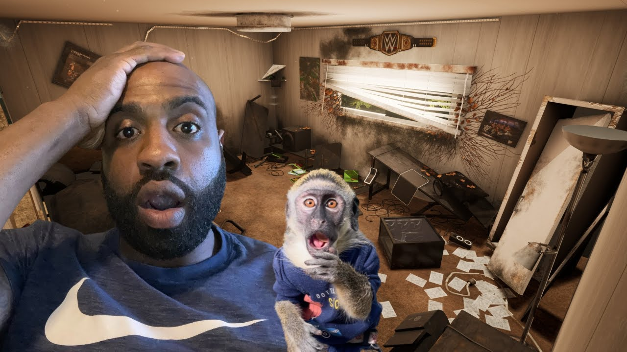 We're Trying To Get Our Life Together! What A Disaster!! |Mojothemonkey