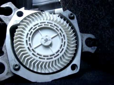 2007 Tundra Air Induction Pump Before And After Cleaning