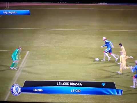FC BATE Borisov 0-3 Chelsea FC UEFA Champions League Group Stage 2015/2016