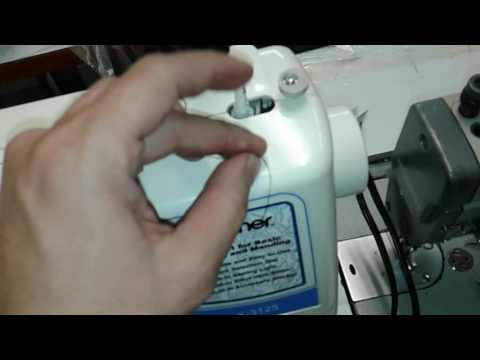 How to fill the spool of thread on your sewing machine (BIEN WINDING)
