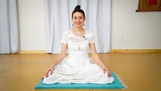 Kundalini Yoga with Dharam Dhyan Kaur (Laura Krassner) @ Gather-IN