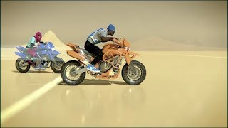 ONRUSH - Game Mode: Switch - Big Dune Beach - No Commentary
