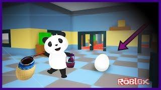 Kaçan Yumurtaları Kovala - Roblox Be an Egg and Get Hunted!