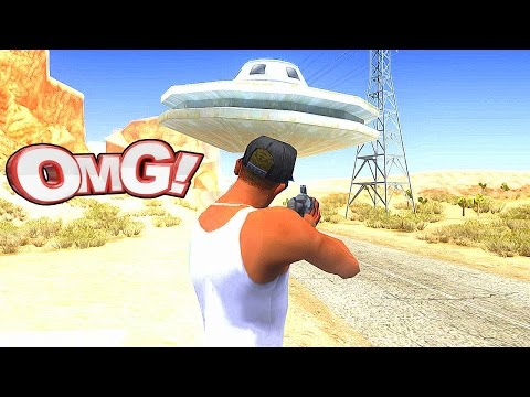 MAIORES SEGREDOS DO GTA SAN ANDREAS  EASTER EGGS  ReviewsdeGames