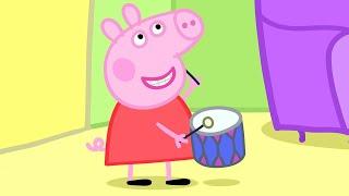 Peppa Pig Português Brasil | Irmãos e Irmãs ⭐️ | HD | Desenhos Animados