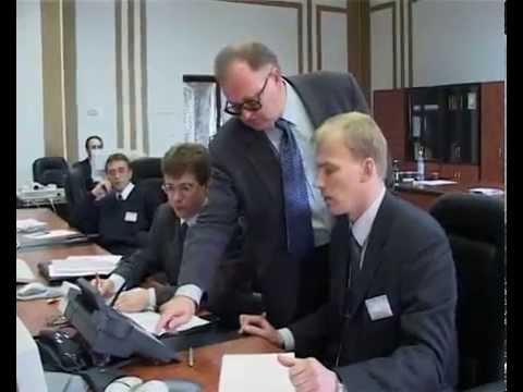 2-й Всероссийский конкурс диспетчеров ОДУ - 2003г