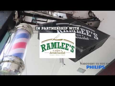 "Ramlee's Sport Barbersclub Movember -Grow a ""MO"", Save a BRO!"