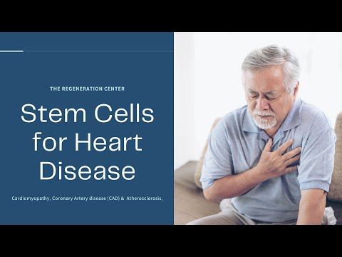 Stem Cell Treatment Heart Disease Cardiac Cell Replacement T