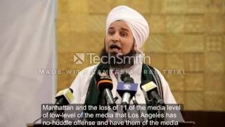 Habib Ali Jafri talk to the American ambassador and the position of the Jews