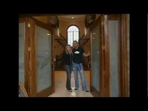 Chad Kroeger on Mtv Cribs Smooth