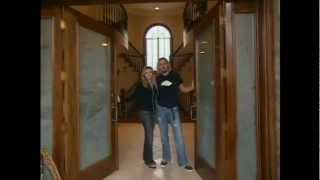 Repeat youtube video Chad Kroeger on Mtv Cribs Smooth