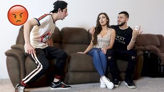 MY BEST FRIEND IS DATING MY EX GIRLFRIEND!! *Prank*