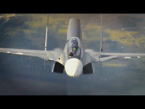 Su-30SM 'Flanker C' cool compilation