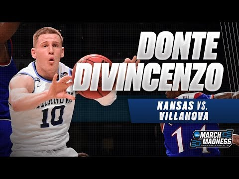 Villanova\'s Donte DiVincenzo powers the Wildcats\' to the National Championship Game