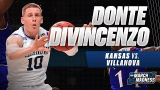 Villanova's Donte DiVincenzo powers the Wildcats' to the National Championship Game