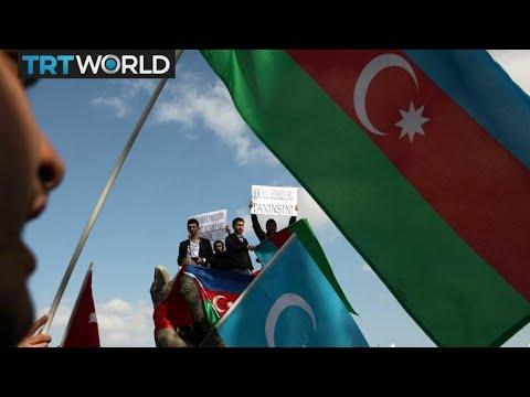 Azerbaijan and Armenia continue to fight over Karabakh region