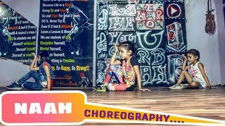 Naah - Harrdy Sandhu || Junior Kids Dance Choreography || Cute Dance || Mr. Blaze