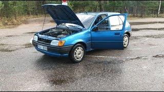 Обзор на Ford Fiesta 1.1 турбо