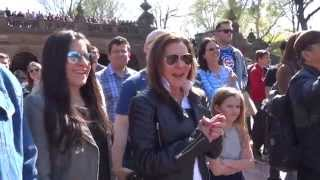 Darcy's Birthday Flash Mob in Central Park