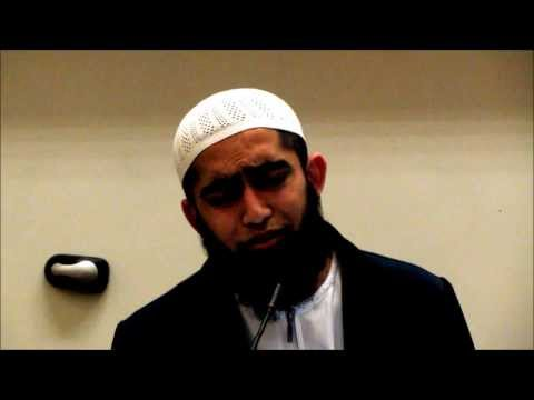 Kamal Uddin performing Illallah and His Name Is Muhammad at Charity Event for Syria