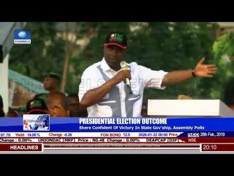 APC Supporters Celebrate Buhari's Victory In Akwa Ibom State