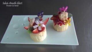 教えたくない イチゴのシャルロット フランス料理 名古屋 サロン・イナシュヴェ