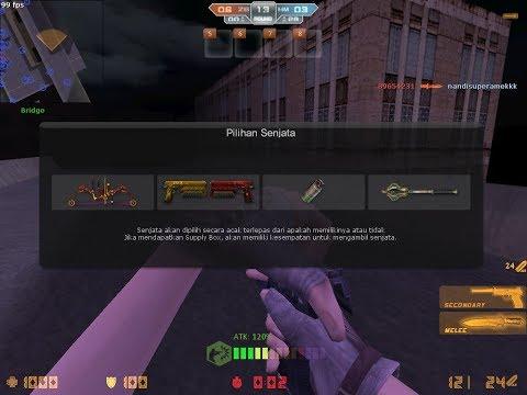 [CSOI] New Mode Zombie Hero Random : Assault (Di VK Player Frustasi)