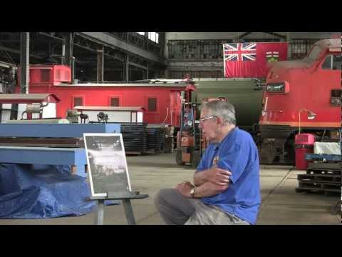 An Interview with John Parsons at the Elgin County Railway Museum