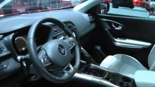 Salone di Ginevra 2015: Renault Kadjar