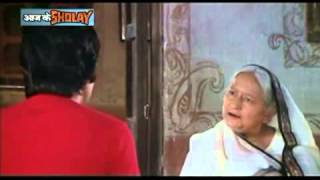 Aaj Ke Sholay (Parody) Veeru Asking VOTE from Mausi