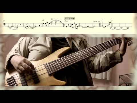 Della Brown (Queensrÿche) - bass cover (sheet music included)
