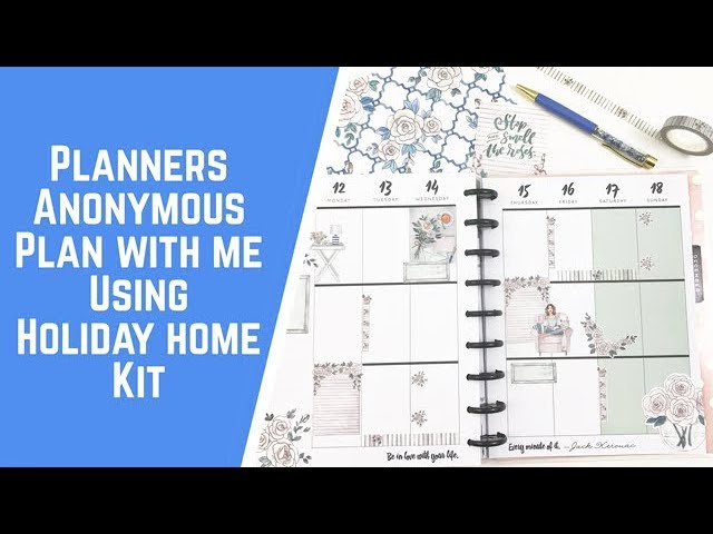 planners-anonymous-plan-with-me-using-holiday-home-kit