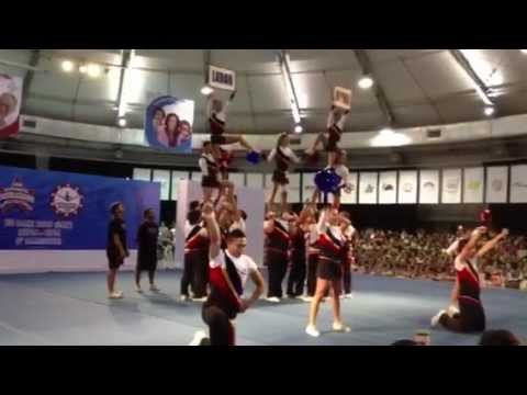 2013 Southeast Asia Cheerleading Open CHAMPION TEAM PILIPINAS COED