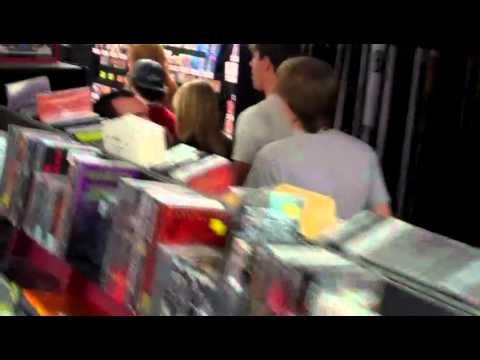 New Found Glory At Zia Records in Tempe AZ 10/8/11