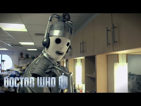 What's the only key a Cyberman needs? - Doctor Who: World Enough and Time - Series 10 Episode 11