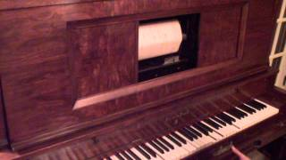 """""""Tea For Two"""" US Piano Roll"""