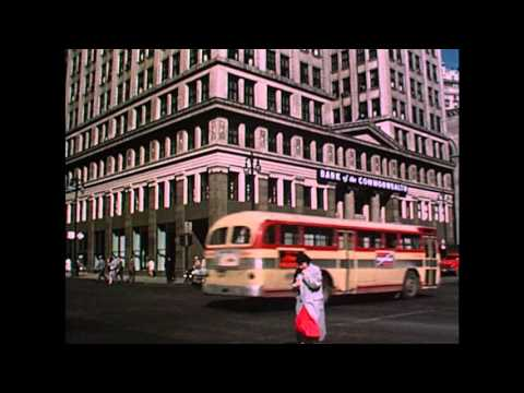 Detroit: Today and Tomorrow - Detroit Clearing House and the Civic Center (1957)