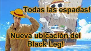 Espadas, Black Leg y piratas! | Roblox: One Piece Treasure