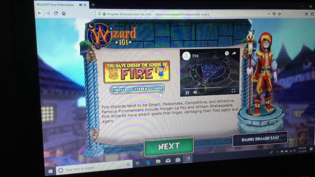 How To Download Wizard101 On Your Laptop Happy New Year 2019 Youtube