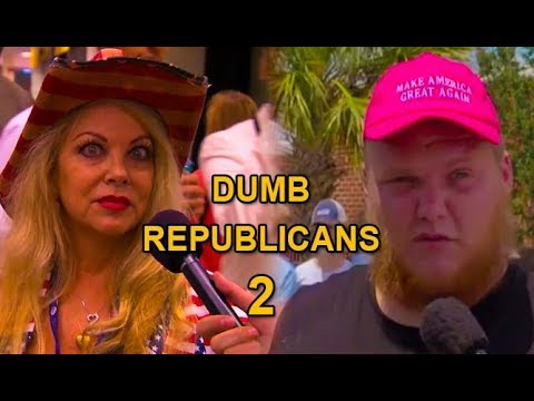 Dumb Republicans 2
