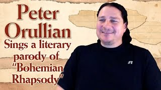 "Peter Orullian performs ""Authorial Rhapsody"" - Worldbuilders 2015"