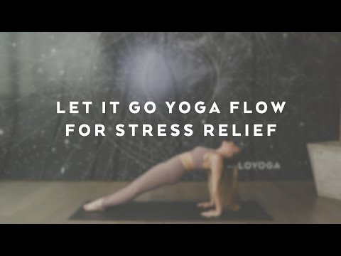 30-Minute Restorative Yoga Flow for Stress Relief