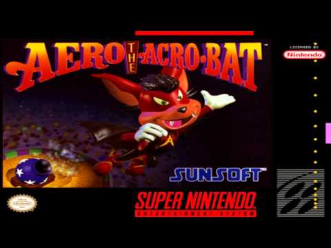 Aero The Acrobat Boss Music extended